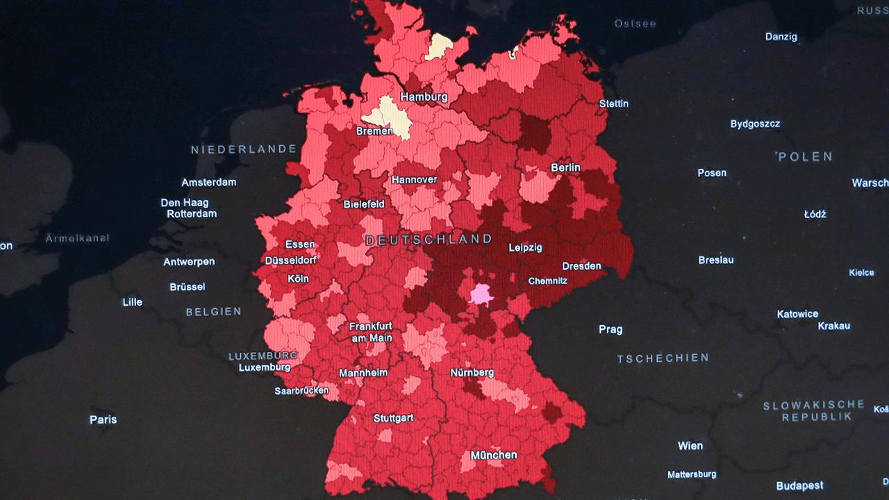 Infektionszahlen Deutschland Karte