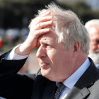 Boris Johnson © Phil Noble/Pool via AP