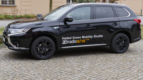 Hadad Green Mobility Shuttle
