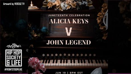 Juneteenth Celebration von Alicia Keys v John Legend