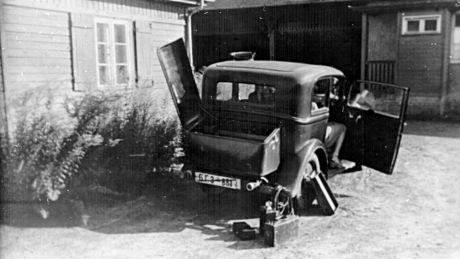 Ü-Wagen 1945
