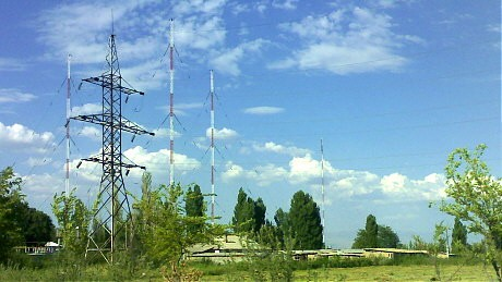 Sender Bischkek / Krasnaja Retschka