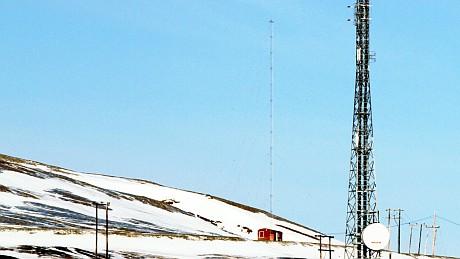 Sender Longyearbyen