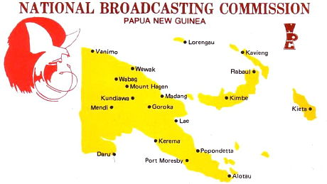 National Broadcasting Commission, Papua New Guinea