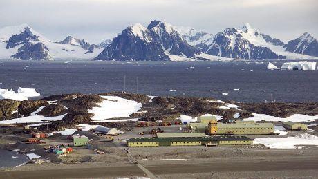 Antarktisstation Rothera