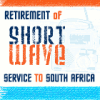 Retirement of shortwave service to South Africa