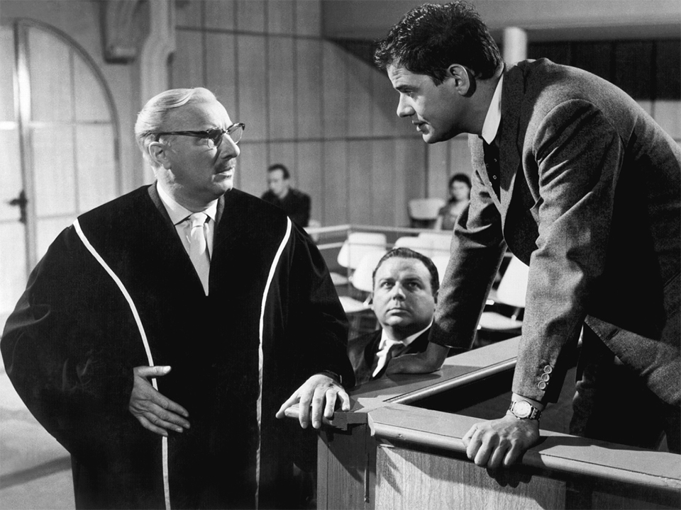 Rosen Für Den Staatsanwalt Film